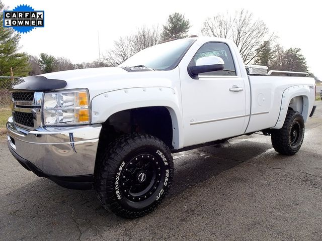 2011 Chevrolet Silverado 2500HD Work Truck Madison, NC 6