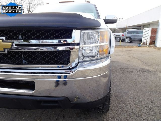 2011 Chevrolet Silverado 2500HD Work Truck Madison, NC 9