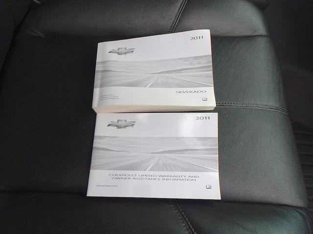 2011 Chevrolet Silverado 2500HD LT Madison, NC 51