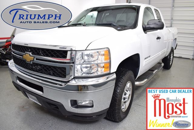 2011 Chevrolet Silverado 2500HD LT in Memphis, TN 38128