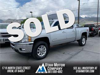 2011 Chevrolet Silverado 2500HD LTZ   Orem, Utah   Utah Motor Company in  Utah