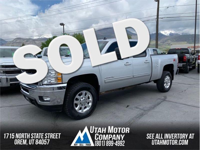 2011 Chevrolet Silverado 2500HD LTZ | Orem, Utah | Utah Motor Company in Orem Utah