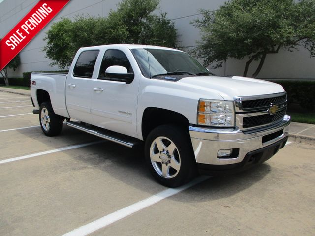 2011 Chevrolet Silverado 2500HD LTZ in Plano Texas, 75074