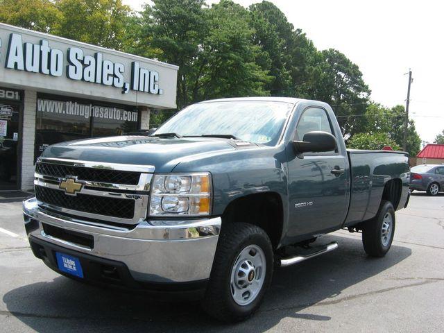 2011 Chevrolet Silverado 2500HD Work Truck Richmond, Virginia 1