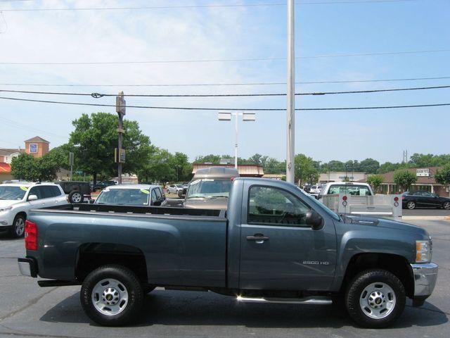 2011 Chevrolet Silverado 2500HD Work Truck Richmond, Virginia 4