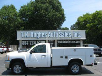 2011 Chevrolet Silverado 2500HD Utility Body in Richmond, VA, VA 23227