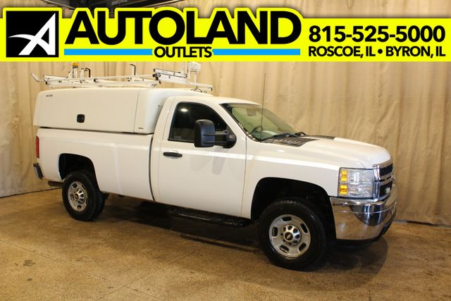 2011 Chevrolet Silverado 2500HD long bed 4x4 Work Truck
