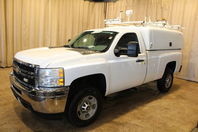 2011 Chevrolet Silverado 2500HD long bed 4x4 Work Truck in Roscoe, IL 61073