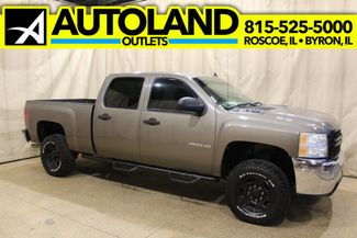 2011 Chevrolet Silverado 2500HD Work Truck in Roscoe, IL 61073