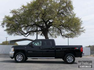 2011 Chevrolet Silverado 2500HD Crew Cab LT Z71 6.0L V8 4X4 in San Antonio Texas, 78217