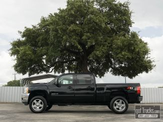 2011 Chevrolet Silverado 2500HD Crew Cab LTZ Z71 6.6L Duramax Turbo Diesel 4X4 in San Antonio Texas, 78217