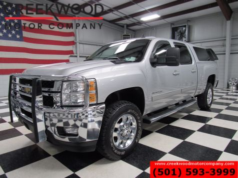 2011 Chevrolet Silverado 2500HD LTZ 4x4 Diesel Nav Roof Chrome Camper Shell NICE in Searcy, AR