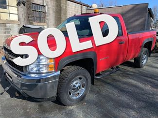 2011 Chevrolet Silverado 2500HD Work Truck with Plow  city MA  Baron Auto Sales  in West Springfield, MA