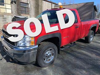 2011 Chevrolet Silverado 2500HD Work Truck with Plow  city MA  Baron Auto Sales  in West Springfield, MA
