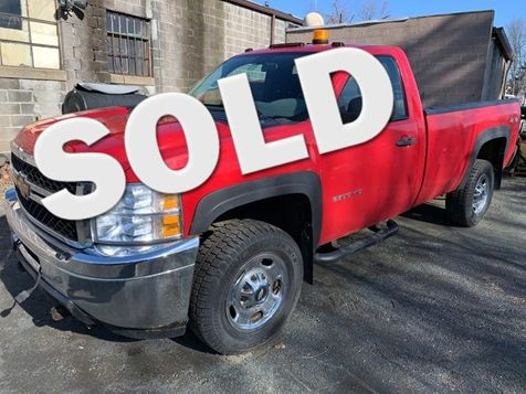 2011 Chevrolet Silverado 2500HD Work Truck in West Springfield, MA