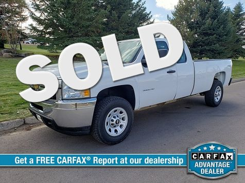 2011 Chevrolet Silverado 3500 4WD Ext Cab Work Truck SRW in Great Falls, MT