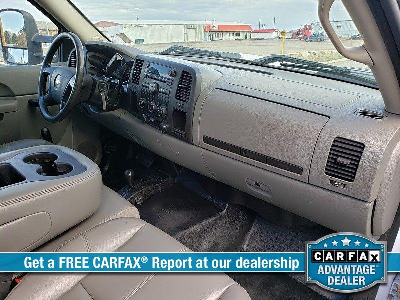 2011 Chevrolet Silverado 3500 4WD Ext Cab Work Truck SRW  city MT  Bleskin Motor Company   in Great Falls, MT