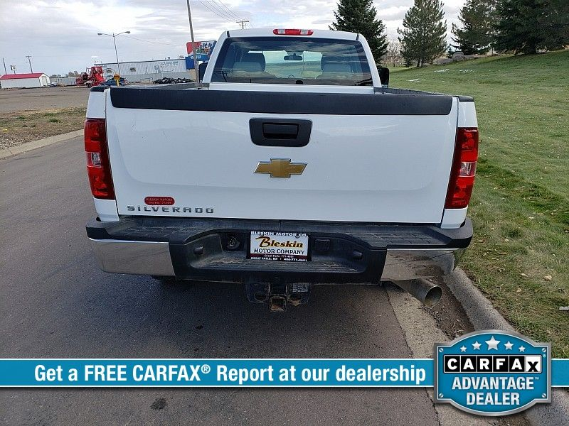2011 Chevrolet Silverado 3500 4WD Ext Cab Work Truck SRW  city MT  Bleskin Motor Company   in Great Falls, MT