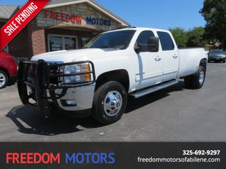 2011 Chevrolet Silverado 3500HD DRW LTZ 4x4 | Abilene, Texas | Freedom Motors  in Abilene,Tx Texas