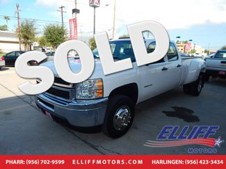 2011 Chevrolet Silverado 3500HD DRW 4X4 Crew Cab in Harlingen, TX 78550