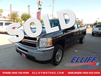 2011 Chevrolet Silverado 3500HD 4X4 in Harlingen TX, 78550