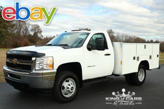 2011 Chevrolet Silverado 3500 READING DRW UTILITY BODY 36K MILES 4X4 in Woodbury, New Jersey 08096
