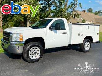 2011 Chevrolet Silverado 3500hd 4X4 6.0L GAS RCAB UTILITY ONLY 28K MILES in Woodbury, New Jersey 08093