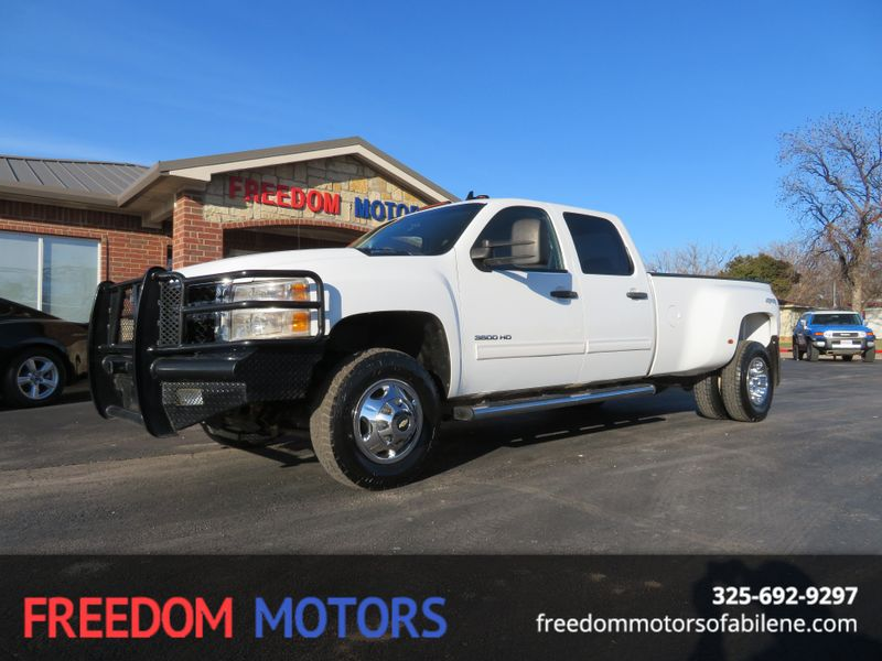2011 Chevrolet Silverado 3500HD DRW LT 4x4 | Abilene, Texas | Freedom Motors  in Abilene Texas
