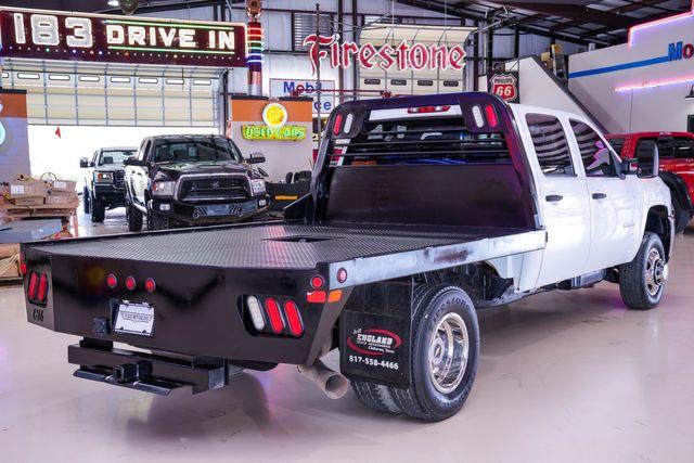 2011 Chevrolet Silverado 3500HD WT DRW 4x4 in Addison, Texas 75001