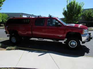 2011 Chevrolet Silverado 3500HD Dually LTZ  4X4 Show Truck Bend, Oregon 3
