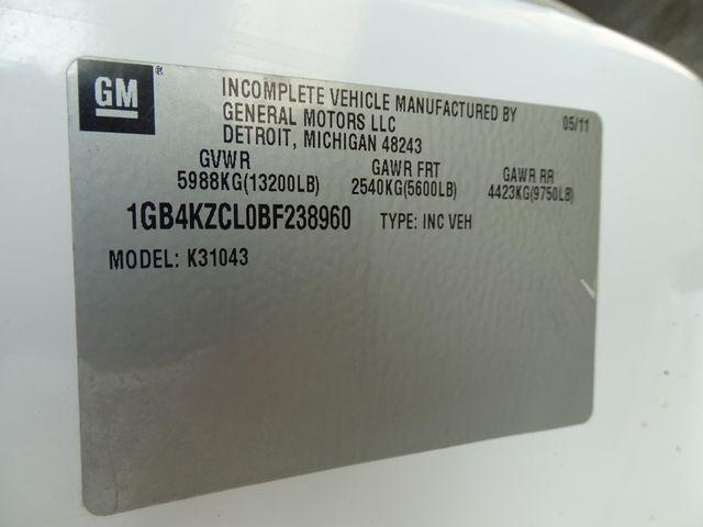 2011 Chevrolet Silverado 3500HD WT Corpus Christi, Texas 34