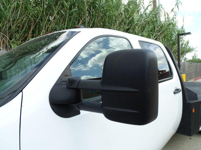 2011 Chevrolet Silverado 3500HD WT Corpus Christi, Texas 9