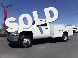 2011 Chevrolet Silverado 3500HD 9' Utility 2wd in Lancaster, PA PA