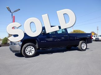 2011 Chevrolet Silverado 3500HD Crew Cab Long Bed 4x4 in Lancaster, PA PA