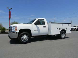 2011 Chevrolet Silverado 3500HD 9' Utility 2wd with Lift Gate in Lancaster, PA PA