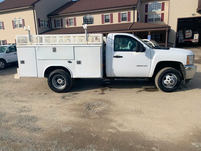 2011 Chevrolet Silverado 3500HD WT Hoosick Falls, New York 1