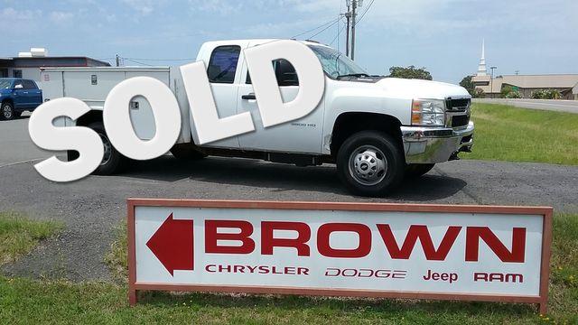 2011 Chevrolet Silverado 3500HD DRW Work Truck Minden, LA