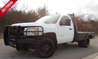 2011 Chevrolet Silverado 3500HD WT in New Braunfels, TX 78130