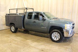 2011 Chevrolet Silverado 3500HD Ext Cab Utility box 4x4 in Roscoe IL, 61073