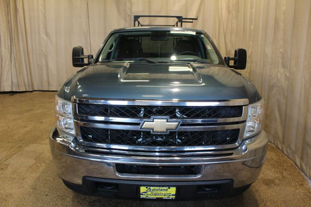 2011 Chevrolet Silverado 3500HD Ext Cab Utility box 4x4 in Roscoe IL, 61073