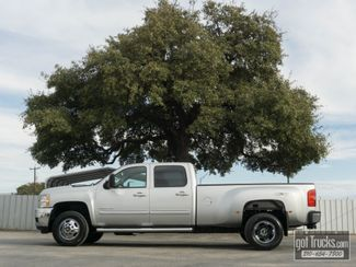 2011 Chevrolet Silverado 3500HD Crew Cab LTZ 6.6L Duramax Turbo Diesel 4X4 in San Antonio, Texas 78217