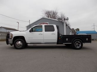 2011 Chevrolet Silverado 3500HD DRW LTZ Shelbyville, TN 1