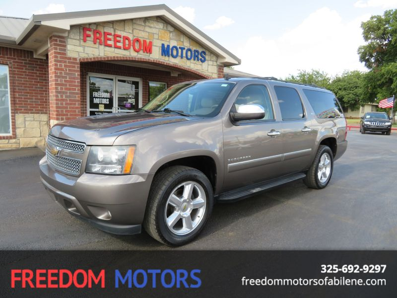 2011 Chevrolet Suburban LTZ | Abilene, Texas | Freedom Motors  in Abilene Texas