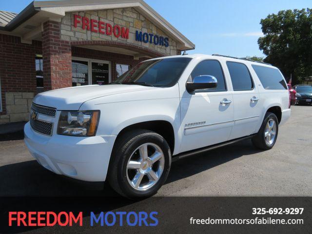 2011 Chevrolet Suburban LTZ 4X4 | Abilene, Texas | Freedom Motors  in Abilene,Tx Texas