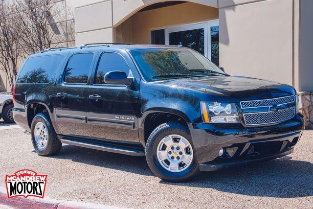 2011 Chevrolet Suburban LS