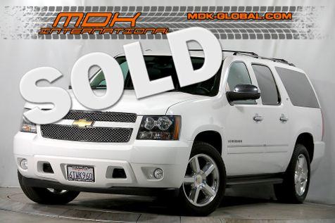 2011 Chevrolet Suburban LTZ - Navigation - DVD - 3rd row seats in Los Angeles