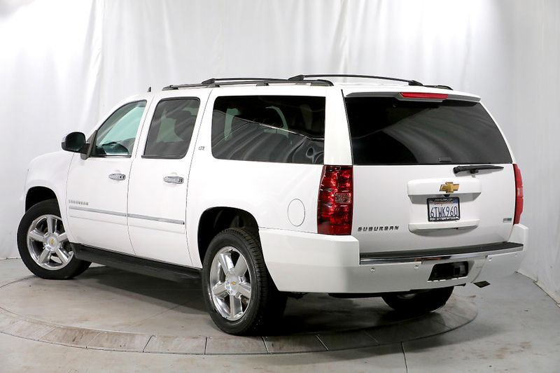 2011 Chevrolet Suburban LTZ - Navigation - DVD - 3rd row seats  city California  MDK International  in Los Angeles, California