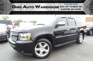 2011 Chevrolet Suburban LTZ 4X4 Navi Tv/DVD 3rd Row Cln Carfax We Finance   Canton, Ohio   Ohio Auto Warehouse LLC in Canton Ohio