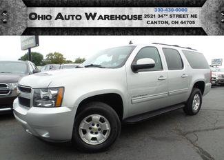 2011 Chevrolet Suburban LT 4x4 Leather 3rd Row Clean Carfax We Finance   Canton, Ohio   Ohio Auto Warehouse LLC in Canton Ohio