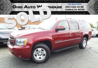 2011 Chevrolet Suburban LT 4x4 Leather 3rd Row Clean Carfax We Finance | Canton, Ohio | Ohio Auto Warehouse LLC in Canton Ohio